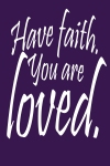 Free printables! You are loved. Inspiration on the go.